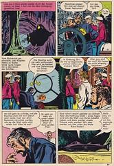 Mickyvision 1966 / 8 // Seite 25 (micky the pixel) Tags: comics comic heft ehapaverlag mickyvision waltdisney julesverne 20000meilenunterdemmeer uboot submarine nautilus kapitän nemo