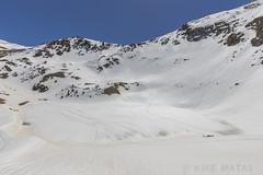 Estany de les Canals Roges, Principat d'Andorra (kike.matas) Tags: canon canoneos6d canonef1635f28liiusm kikematas estanydelescanalsroges siscaró valldincles canillo andorra andorre principatdandorra pirineos paisaje lago montañas nature nieve hielo primavera senderismo lightroom4 андорра