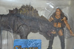Figurine Deluxe Beast and Rider Set Sharku With Warg Beast (Nefastus Nex) Tags: set toy king with box deluxe lord du des collection rings le return figure beast biz figurine rider et roi retour the warg seigneur nex toybiz anneaux coffret sharku nefastus