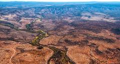 Montezuma Well is... (Eric Gofreed) Tags: arizona sedona aerialphoto beavercreek aerialphotography montezumawell lambad