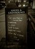 The Angel & Greyhound Pub (danielkimaniz) Tags: uk england greyhound angel marketing chalk pub funny oxford chalkboard oxfordshire