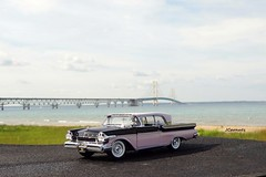 1957 Mercury Turnpike Cruiser Hardtop (JCarnutz) Tags: mercury 1957 diecast 124scale danburymint turnpikecruiser ilobsterit