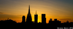 Barcelona Sunrise-16 (derena_d.) Tags: skyline sunrise dawn factory rooftops challenge the thechallengefactory