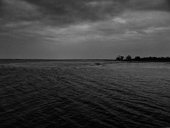 Salt Water (Kingshuk Mondal) Tags: water river kingshuk sundarban sundarbannationalpark kingshukmondal