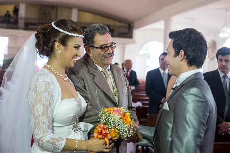 Boda de Alejandro y Andrea