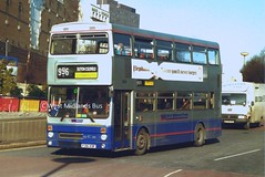 3016 F316 XOF (WMT2944) Tags: travel west midlands metrobus mcw xof 3016 wmpte mk2a f316