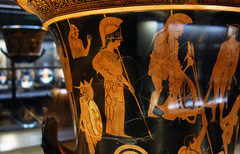 "Detail with Athena, ""Niobid Krater"""