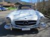 16 Mercedes Benz 300SL W198 Verdeck ws 01