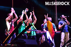 La Pegatina # Viña Rock 2014