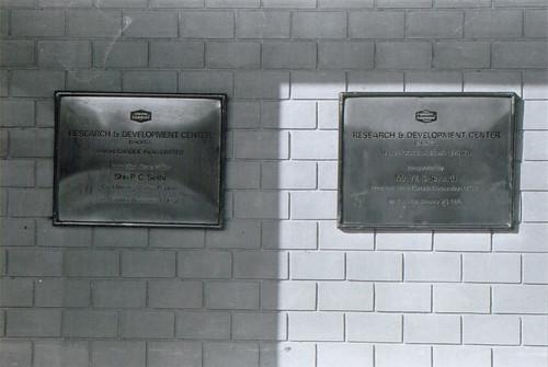 Union Carbide's R&D Facility