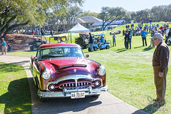 1952 Packard Panther Macauley at Amelia Island 2014 (gswetsky) Tags: island amelia concept straight concours panther eight packard supercharged macauley delegance