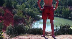Keep calm. (PEHEM Production) Tags: boy summer sun hot love water canon nude landscape friend lifestyle calm enjoy hd sandpit 60d canon60d