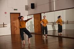 Due Tipe_ 18/05/2014 (Festival Danza Estate) Tags: festival dance estate contemporary danza duo sala giallo anymore bergamo ballo csc perfomance pubblico contemporanea specchi ballerine
