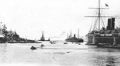 02_Port Said - Harbour (usbpanasonic) Tags: canal harbour redsea egypt portsaid mediterraneansea egypte  suez egyptians ismailia egyptiens
