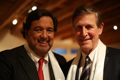 """With Bill Richardson • <a style=""""font-size:0.8em;"""" href=""""http://www.flickr.com/photos/117301827@N08/14230150251/"""" target=""""_blank"""">View on Flickr</a>"""