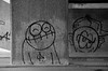 graffiti amsterdam (wojofoto) Tags: amsterdam graffiti wojofoto pressone nederland netherland holland wolfgangjosten