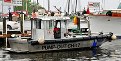 "USA,Maryland - Annapolis, Harbor Master's launch (Biffo1944) Tags: usa harbour maryland annapolis launch master"" ""harbor"
