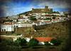 Mertola View (Jocelyn777) Tags: city travel castles portugal walls monuments alentejo textured cityviews mertola historictowns moorishcastles wallsandfortifications