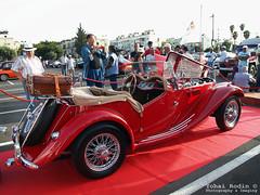1954 MG TF Midget (Yohai_Rodin) Tags: cars car club israel 5 five tel aviv      classc