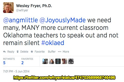 We need MANY more current classroom Okla by Wesley Fryer, on Flickr