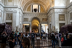 "Musei Vaticani • <a style=""font-size:0.8em;"" href=""http://www.flickr.com/photos/89679026@N00/14361761515/"" target=""_blank"">View on Flickr</a>"