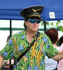 Captain Jazz (Catskills Photography) Tags: people hat candid jazz canon55250mmislens