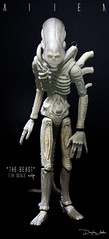 ALIEN194 (sith_fire30) Tags: sculpture art scott dallas allen action alien egg silo ash custom figures 1979 dayton giger facehugger ridley nostromo rambaldi chestburster ripely lv426 sithfire30