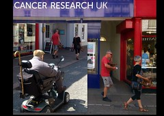 Smirking Cancer Shop Robbers (Bay M) Tags: charity uk england shop work for wooden suffolk time you good no cancer free goods used help research pay richard donation always volunteer stools victims woodbridge cause required thoroughfare shaming wisbey