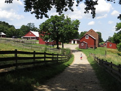 Oxon Hill Farm, Oxon Hill, Maryland