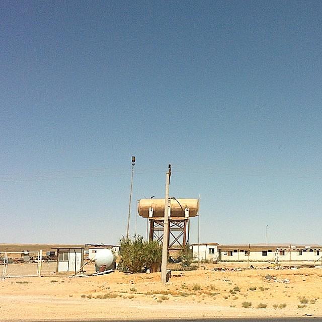 Accanto al deserto.