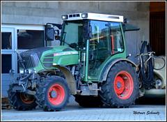Fendt 209V Vario (Werner_Schmutz) Tags: tractor schweiz switzerland traktor suisse suiza 4x4 4wd suia svizzera tracteur trattore fendt vario madeingermany schmalspur allrad 209v