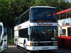 Clacton Bus Rally 2014 (06) (Colin H,) Tags: bus rally essex clacton 107 talisman dsk ibp coachlines ipswichbuspage colinhumphrey dsk107