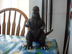 Godzilla 1989 Marmit (gigan72ofTohoKingdom) Tags: monster heaven godzilla figure 1989 marmit 2014 colorway heisei