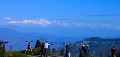Batasia loop (Sougata2013) Tags: winter sky india mountain tourism nature nikon photographer hill january tourist traveller bengal darjeeling hilltop westbengal 2014 batasialoop batasia kanchenjungarange mountkanchenjunga