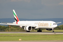 Emirates | Boeing 777-31HER | A6-EBP (Ryan Douglas.) Tags: pictures ryan airline douglas ryans 2014