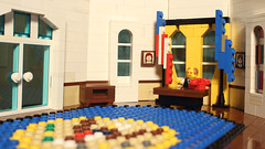 Oval Office (Chris 'Beard') Tags: white house motion building window set america carpet freedom lego flag president stop seal