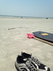 Mom's HHI pics so far (evamadera) Tags: island head hilton boogieboard beachshoes