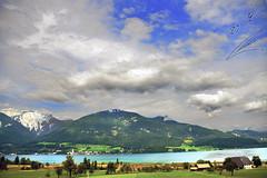 landscap of deutschland (محمد بوحمد بومهدي) Tags: travel sky lake nature water clouds landscape deutschland austria nikon colorful europe بحيرة d600 سفر منظر طبيعي ماء سماء غيوم طبيعة جبل جبال أوروبا نيكون اوروبا بوحمد buhamad ترحال تنقل europeonflickr