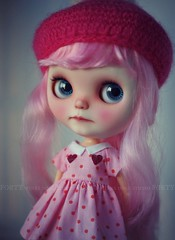 A Doll A Day. Jul 8. p.s. I love you.