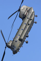 ZA714 - CH-47 - Royal Air Force - RAF Chinook - Royal International Air Tattoo 2014 - RAF Fairford