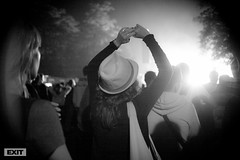Crazy crowd @ EXIT Festival 2014 (Exit Festival) Tags: summer festival fun crowd fortress novisad 2014 exitfestival exit2014