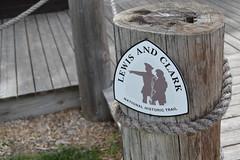 Outside Council Bluffs IA (saramaylay) Tags: history montana w pillar clark lewisandclark pompeys