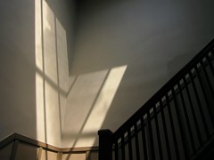 Skylight, Rogers Park (rwchicago) Tags: skylight lightandshadow hopperesque