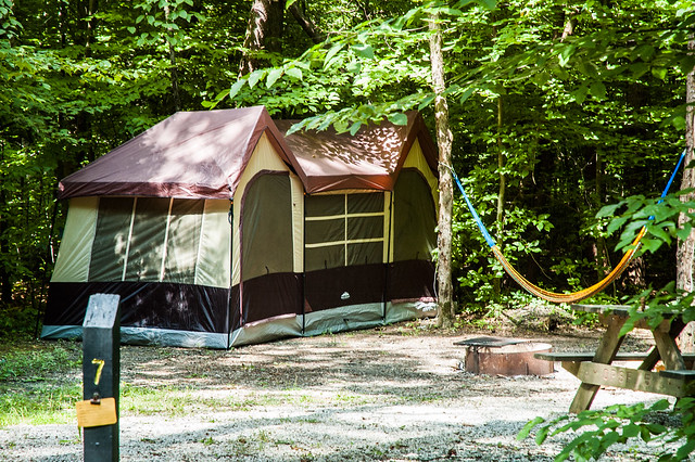 Owen-Putnam State Forest - July 20, 2014
