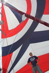 TRANSAT2014-DAY_07-06 (PedroEA.) Tags: ocean sunset sea mar atlantic sail vela passage crusing navegar navigation atlantico velejar