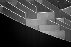 Angles (Rukasu1) Tags: blackandwhite bw white black building museum dc washington big northwest national maze dcist 1855mm 2014 nikond5000