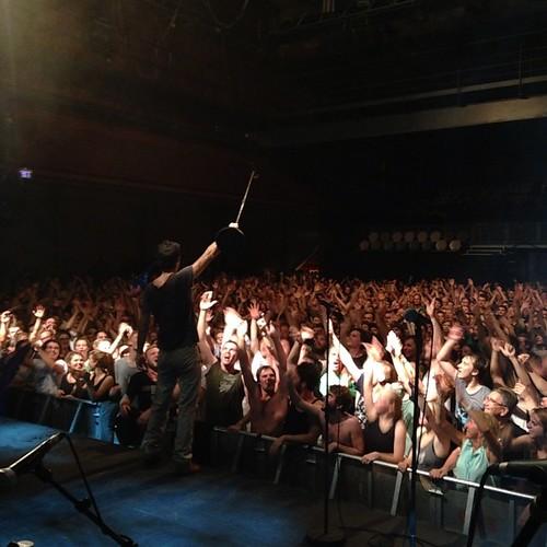 Thanks Karlsruhe! That was fun! #tcedoeuro #andietheroadie