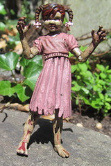 Penny (Inaction Figure) Tags: actionfigure zombie tvshow amc mcfarlanetoys thewalkingdead