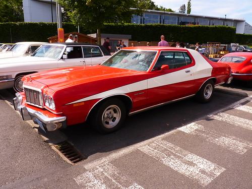 "Ford Gran Torino ""Starsky et Hutch"""