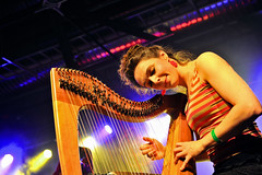 Catriona McKay – Taste of the Festival – 10/6/12 (photo: Neil Gascoyne)